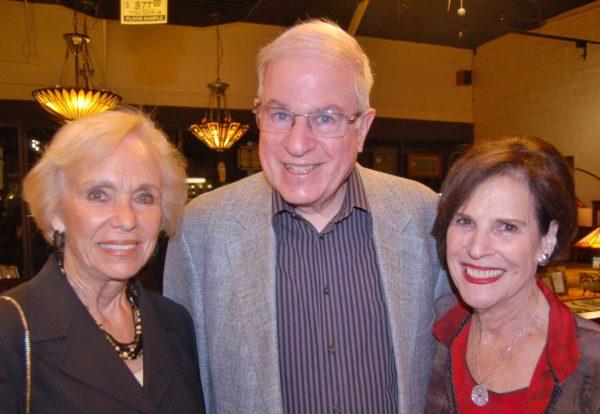 Sharon Stein, Steve and Sheila Lipinsky