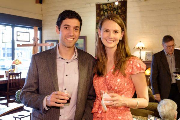 Drs. Andrew and Lauren Ghatan