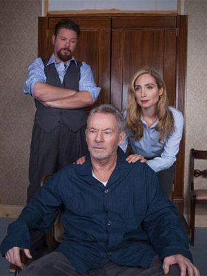 Richard Baird, James Sutorius & Robyn Cohen – photo by Aaron Rumley