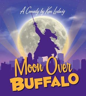 North Coast Repertory Theatre Moon Over Buffalo