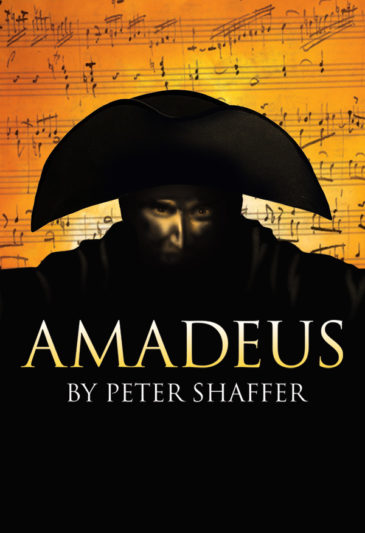 Amadeus at San Diego's North Coast Rep