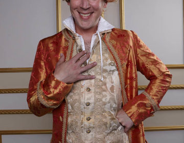 Amadeus – Rafael Goldstein (Mozart) – photo by Aaron Rumley