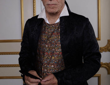 Amadeus – Tony Amendola (Salieri) – photo by Aaron Rumley