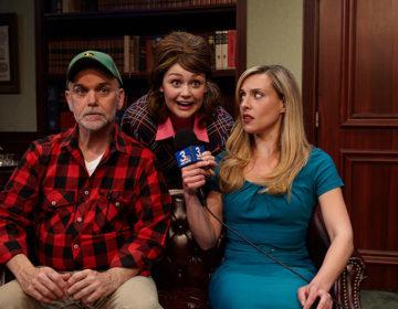 John Seibert, Jacque Wilke & Natalie Storrs – photo by Aaron Rumley