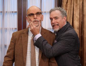 John Seibert & Louis Lotorto – Photo by Aaron Runley