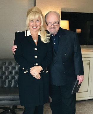 Svetlana and Richard Dreyfuss