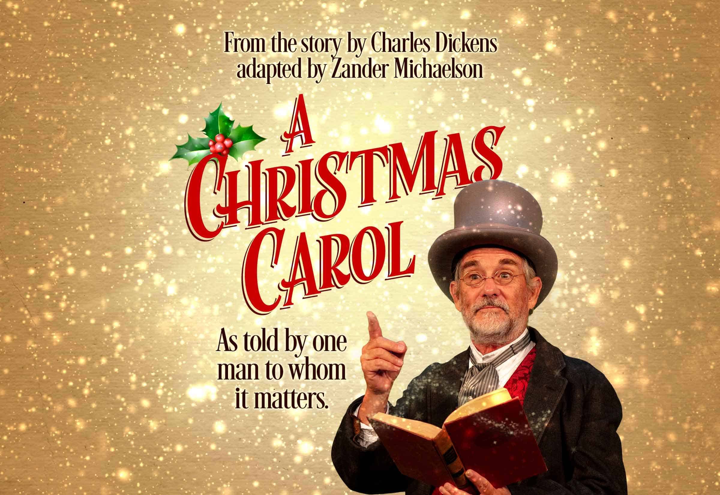 A Christmas Carol at North Coast Rep Theatre