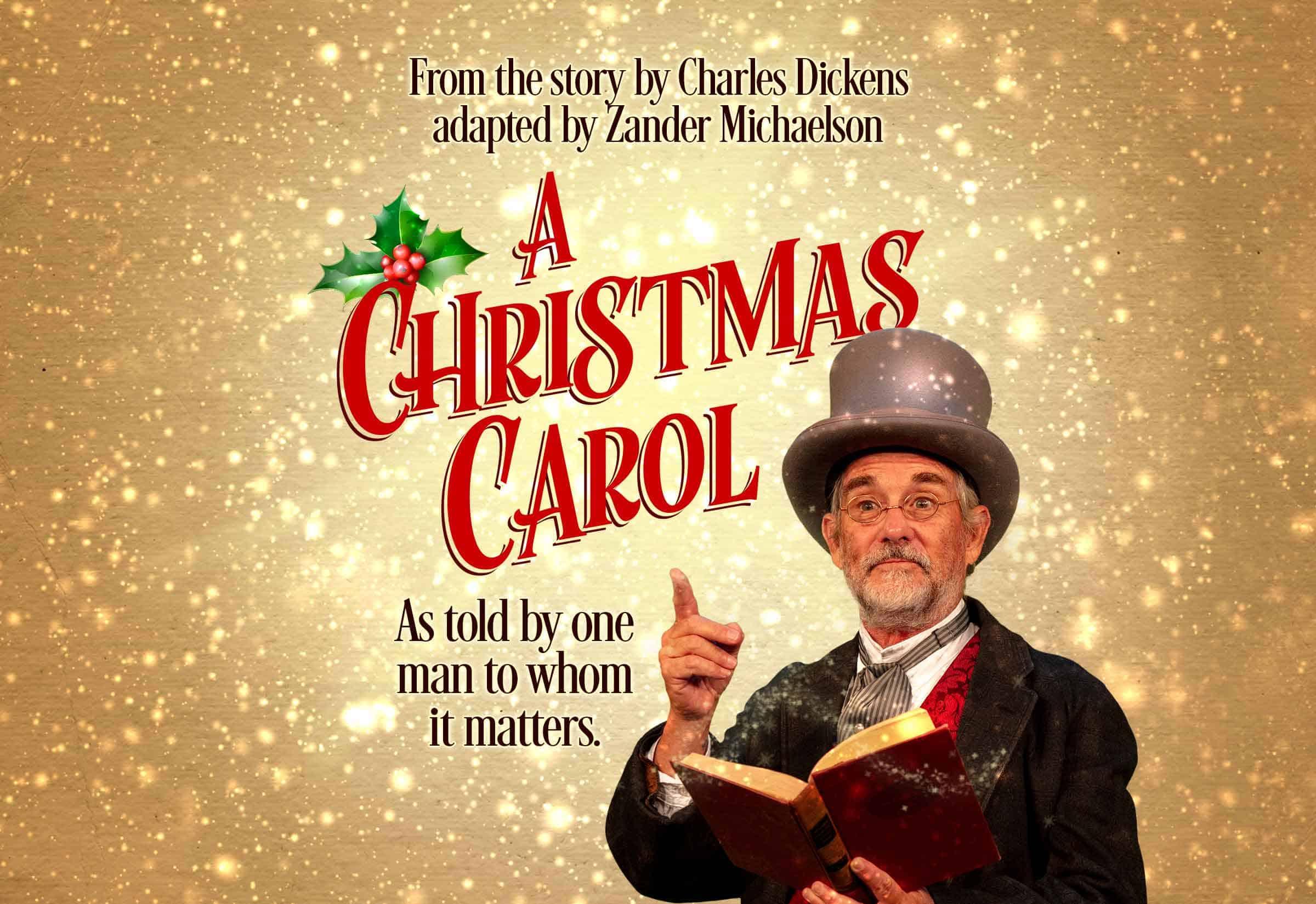A Christmas Carol at North Coast Rep Theatre