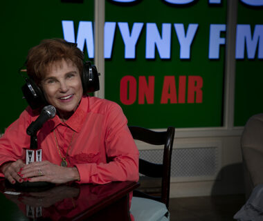 Becoming Dr. Ruth starring Tovah Feldshuh photo by Aaron Rumley